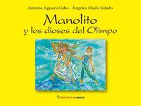 MANOLITO Y LOS DIOSES DEL OLIMPO