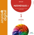 MATEMÀTIQUES I. BATXILLERAT. ANAYA + DIGITAL..