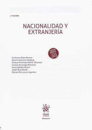 NACIONALIDAD Y EXTRANJERIA.