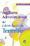 AUXILIARES ADMINISTRATIVOS, CABILDO DE TENERIFE. SUPUESTOS PRÁCTICOS