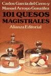 101 QUESOS MAGISTRALES