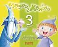 MAGOS E XENIOS, EDUCACIÓN INFANTIL, 3 ANOS. 2 TRIMESTRE