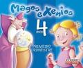 MAGOS E XENIOS, EDUCACIÓN INFANTIL, 4 ANOS. 1 TRIMESTRE