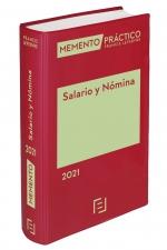 MEMENTO SALARIO Y NÓMINA 2021.