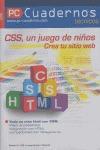 CSS UN JUEGO DE NIÑOS PC CUADERNOS