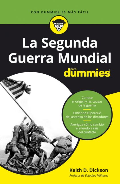 LA SEGUNDA GUERRA MUNDIAL PARA DUMMIES.