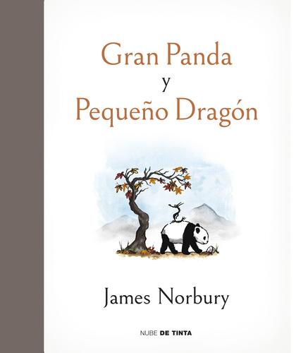 GRAN PANDA Y PEQUEÑO DRAGÓN.