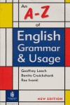 (2ª) A-Z OF ENGLISH GRAMMAR & USAGE (PAPERBACK).