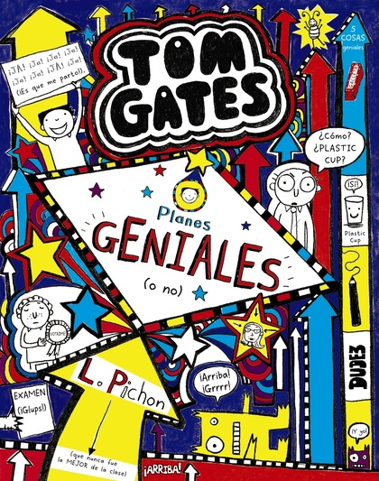 TOM GATES: PLANES GENIALES (O NO).