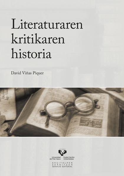 LITERATURAREN KRITIKAREN HISTORIA