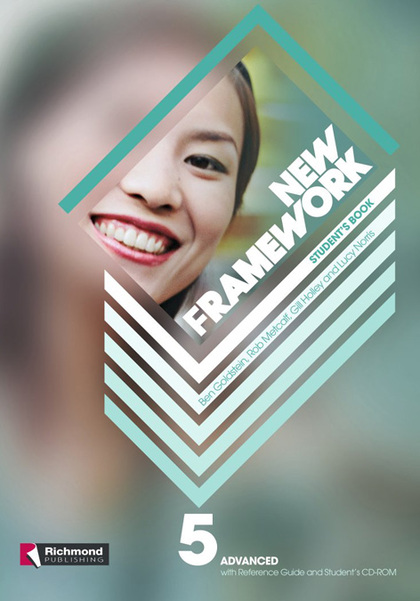 NEW FRAMEWORK, ADVANCED, 5 BACHILLERATO. STUDENT´S BOOK