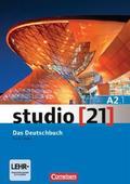 STUDIO ( 21). A2.1. DAS DEUTSCHBUCH. A2 LIBRO DE CURSO + EBOOK