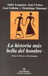 HISTORIA MAS BELLA DEL HOMBRE