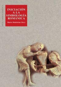 INICIACION SIMBOLOGIA ROMANICA (N.38 ARTE Y ESTETICA)