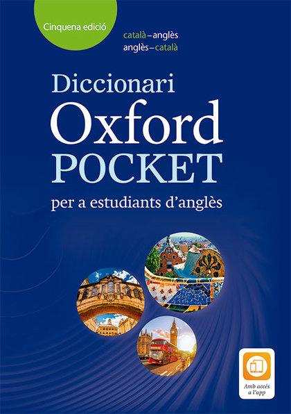 DICCIONARIO OXFORD POCKET CAT-ING (VV)