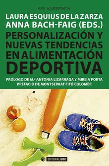 PERSONALIZACION Y NUEVAS TENDENCIAS ALIMENTACION DEPORTIVA