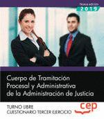 CUERPO TRAMITACION PROCESAL ADMINISTRATIVA JUSTICIA VOL 3