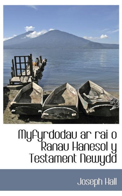 Myfyrdodau ar rai o Ranau Hanesol y Testament Newydd