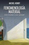 FENOMENOLOGÍA MATERIAL                                                          ENSAYO PRELIMIN