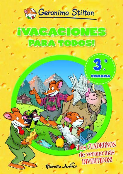 ¡VACACIONES PARA TODOS! 3
