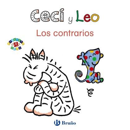 CECI Y LEO. LOS CONTRARIOS.