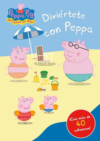 DIVIÉRTETE CON PEPPA (PEPPA PIG).