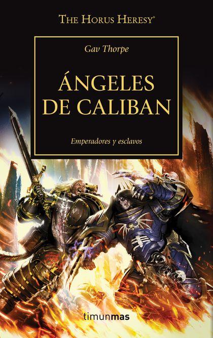 ÁNGELES DE CALIBAN Nº38.
