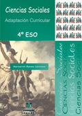 CIENCIAS SOCIALES, 4 ESO. ADAPTACIÓN CURRICULAR