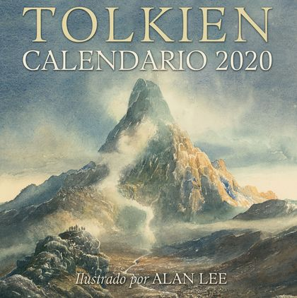 CALENDARIO TOLKIEN 2020.