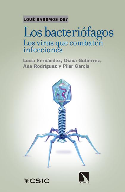 LOS BACTERIÓFAGOS : LOS VIRUS QUE COMBATEN INFECCIONES.