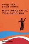 METÁFORAS DE LA VIDA COTIDIANA