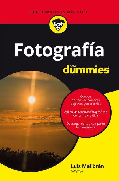 FOTOGRAFÍA PARA DUMMIES.