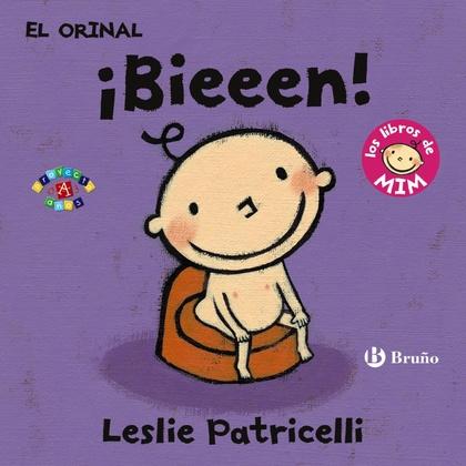 LOS LIBROS DE MIM, EL ORINAL : ¡BIEEEN!
