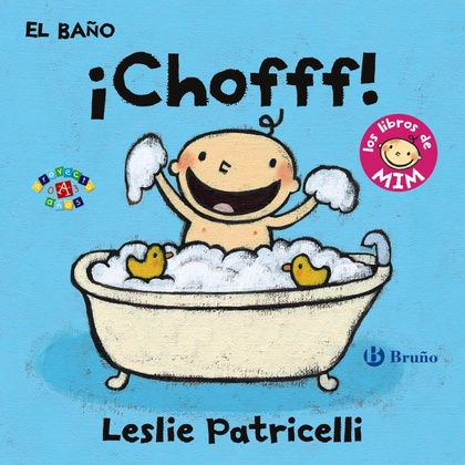 EL BAÑO. ¡CHOFFF! : LOS LIBROS DE MIM