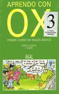 APRENDO CON OX, INGLÉS, 3º PRIMARIA