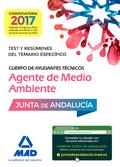 AGENTES DE MEDIO AMBIENTE 2017 JUNTA ANDALUCIA CUERPO AYUDANTES TÉCNICOS.
