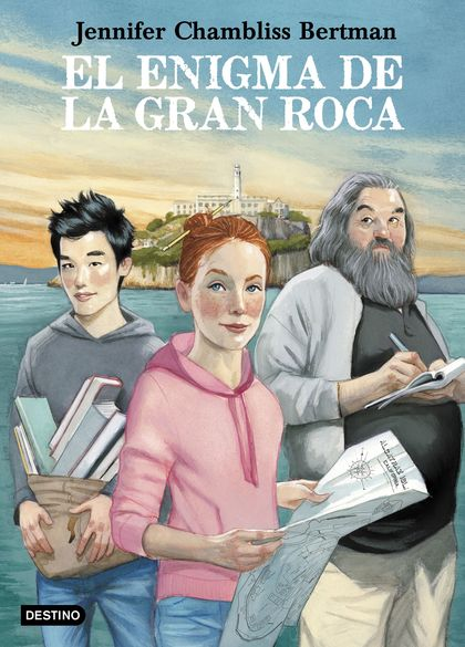 EL ENIGMA DE LA GRAN ROCA.