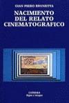 EL NACIMIENTO DEL RELATO CINEMATOGRÁFICO