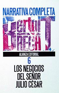 NARRATIVA COMPLETA, 6. LOS NEGOCIOS DEL SEÑOR JULIO CÉSAR