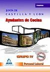 AYUDANTES DE COCINA, PERSONAL LABORAL, COMUNIDAD AUTÓNOMA DE CASTILLA Y LEÓN. TEMARIO