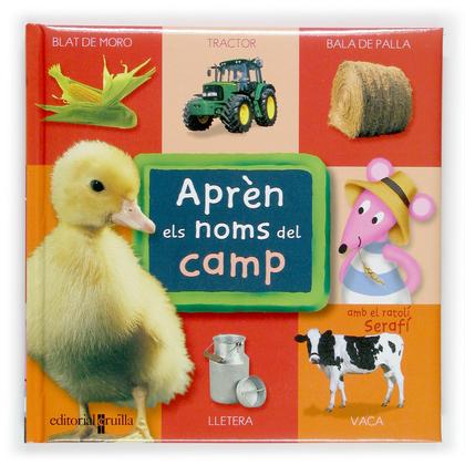 APRÈN ELS NOMS DEL CAMP