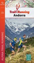 ANDORRA TRAIL RUNNING, MAPA I GUIA EXCURSIONISTA