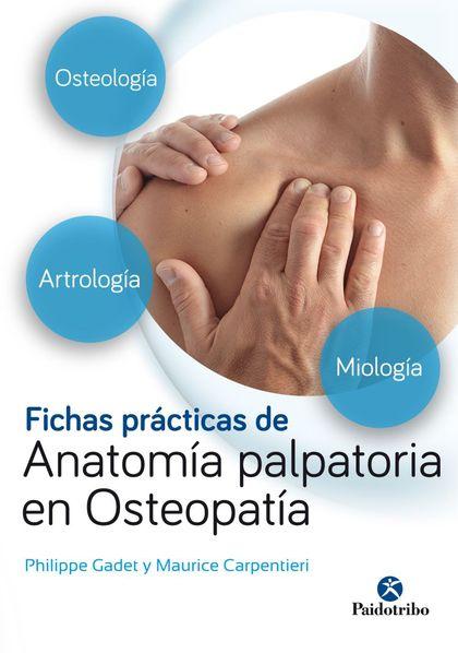 FICHAS PRÁCTICAS DE ANATOMÍA PALPATORIA EN OSTEOPATÍA.