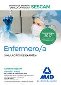 SIMULACROS EXAMEN ENFERMERO/A SESCAM