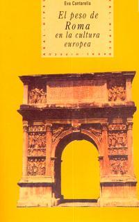 AKAL HIPECU N.15.PESO DE ROMA EN LA CULTURA EUROPEA