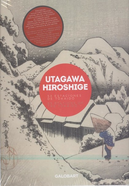 HIROSHIGE 53 ESTACIONES DE TOKIDO.