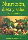 NUTRICIÓN, DIETA Y SALUD