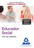 TEST TEMARIO EDUCADOR SOCIAL JUNTA COMUNIDADES CASTILLA LA MANCHA