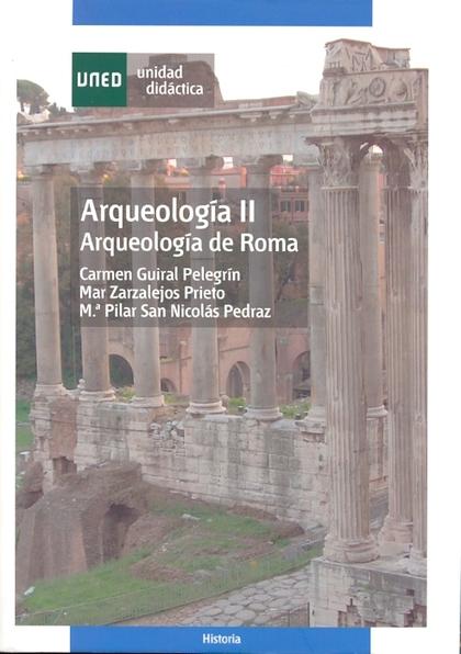 ARQUEOLOGÍA DE ROMA