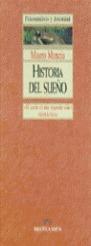 HISTORIA DEL SUEÑO